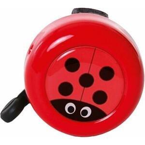 One ZOO zvonek na kolo červená