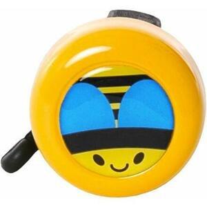 One ZOO zvonek na kolo žlutá