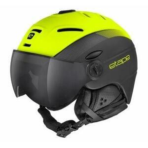 Etape Comp PRO lyžařská helma černá-žlutá - 61-63 cm