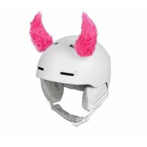 Etape Funny Kit dekorace na přilbu fluo růžová