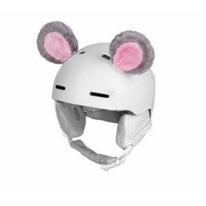 Etape Funny Kit dekorace na přilbu růžová-šedá