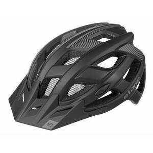 Etape Escape cyklistická helma černá - L/XL (58-61 cm)