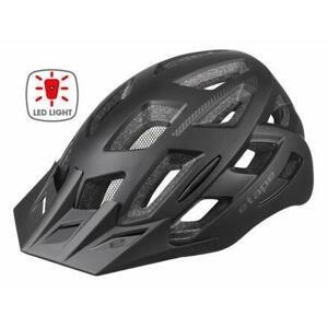 Etape Virt Light cyklistická helma černá - L/XL (58-61 cm)