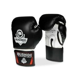 BUSHIDO Boxerské rukavice DBX ARB-407a - 14oz.