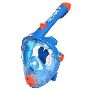 Aqua-Speed Spectra 2.0 KID potápěčská maska modrá - L