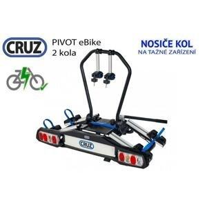 Cruz Pivot eBike - 2 (elektro)kola, na tažné zařízení + adaptér el. přípojky Zdarma
