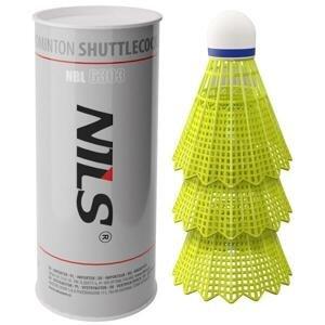 NILS Badmintonové míčky NBL6303 3 ks