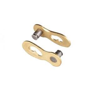 CONNEX Spojka pro 10 řetěz, zlatá