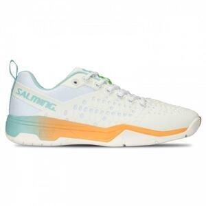 SALMING Eagle Shoe Women White/PaleBlue - EU 40,5 - UK 7 - 26 cm