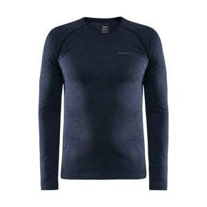 Craft CORE Dry Active Comfort LS 1911157 - S - tmavě modrá
