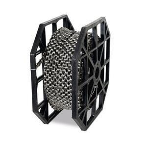Kmc řetěz X-11.93 stř/šedý dílenské balení 50 m + 40 spojek