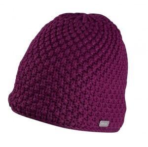 Force Čepice zimní GLEE, pletená, fialová