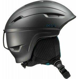 Salomon PEARL 4D2 černá (56 - 59) - Lyžařská helma