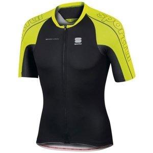 Sportful B SPEEDSKIN JERSEY černá 2xl - Cyklistický dres