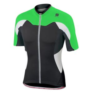 Sportful CRANK JERSEY černá 2xl - Cyklistický dres