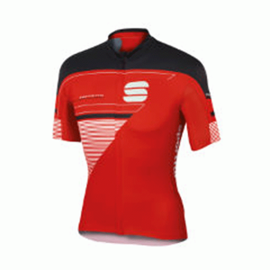 Sportful GRUPPETTO PRO LTD červená 3xl - Cyklistický dres