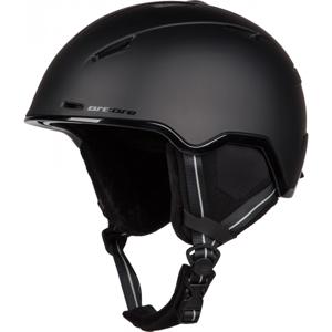 Arcore VERTEX černá (58 - 62) - Lyžařská helma