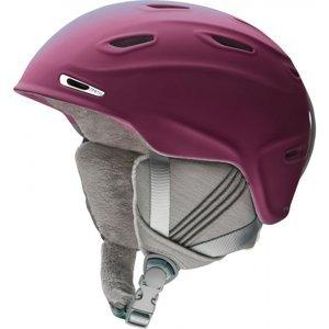 Smith ARRIVAL W vínová (55 - 59) - Lyžařská helma