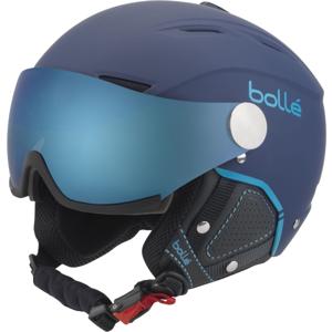 Bolle BACKLINE VISOR tmavě modrá (59 - 61) - Sjezdová helma