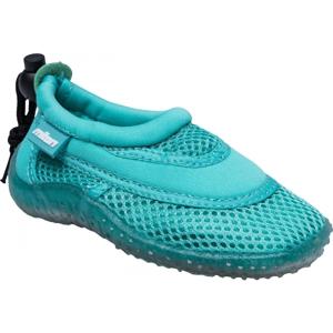Miton BYRON zelená 27 - Dětské boty do vody