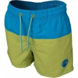 Umbro WREN zelená 164-170 - Chlapecké koupací šortky