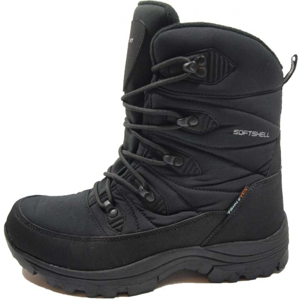 Westport LIAM černá 45 - Pánská zimní obuv