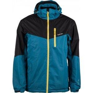 Hi-Tec OREBRO modrá XL - Pánská lyžařská bunda