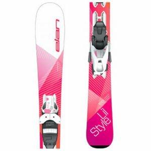 Dětské sjezdové lyže