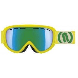 Neon FLASH žlutá NS - Lyžařské brýle