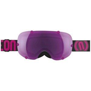 Neon OUT černá NS - Lyžařské brýle