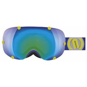 Neon OUT modrá NS - Lyžařské brýle
