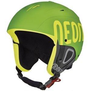 Neon LUNAR zelená 56 - Lyžařská helma