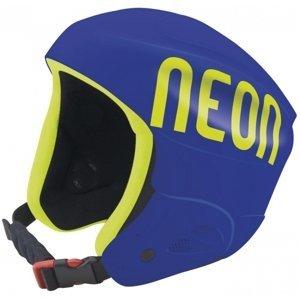 Neon HERO modrá 54 - Lyžařská helma