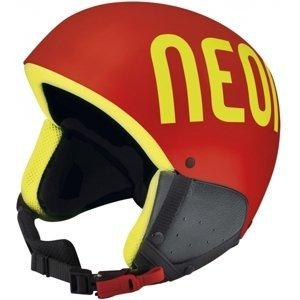 Neon FREERIDE REGULATOR červená (52 - 55) - Lyžařská helma