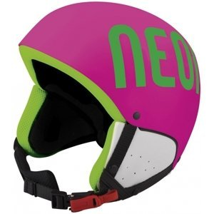 Neon FREERIDE REGULATOR růžová (52 - 55) - Lyžařská helma