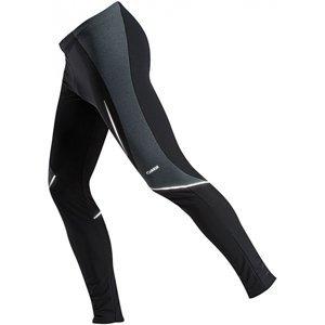 Axis KALHOTY BEŽKY šedá 52 - Pánské zimní běžecké kalhoty
