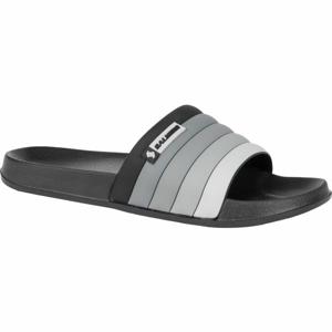 Salmiro ZIPTOP MULTIGRY černá 39 - Pánské pantofle