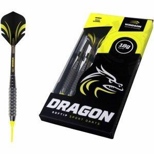 Windson DRAGON SET černá NS - Šipky