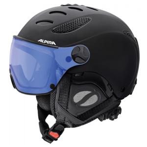 Alpina Sports JUMP JV VHM černá 60-62 - Lyžařská helma