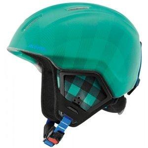 Alpina Sports CARAT XT zelená (51 - 55) - Lyžařská helma