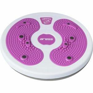 Aress BODY TWISTER fialová  - Rotační disk