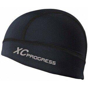 Progress D XC černá NS - Sportovní funkční čepice