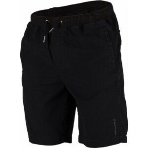 Willard RALF černá M - Pánské šortky