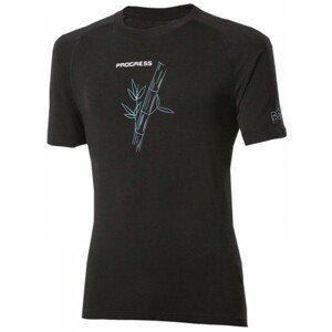 Progress E NKR černá M - Pánské tričko