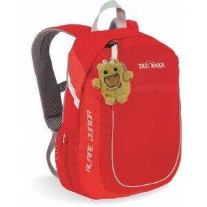 Tatonka ALPINE JUNIOR 11 L červená NS - Dětský batoh