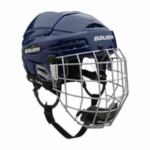 Bauer 5100 COMBO modrá L - Hokejová helma