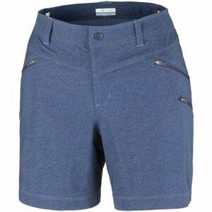 Columbia PEAK TO POINT SHORT modrá 6 - Dámské sportovní šortky