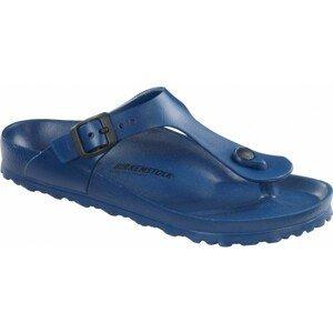 Birkenstock GIZEH EVA tmavě modrá 44 - Unisexové žabky