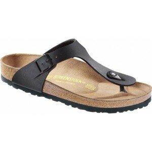 Birkenstock GIZEH černá 40 - Unisex pantofle