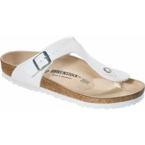 Birkenstock GIZEH bílá 38 - Dámské pantofle